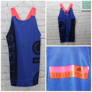 adidas by Stella McCartney Xs purple bluish top